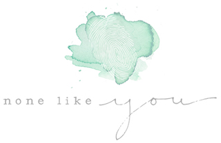None Like You logo